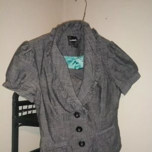 Other - My Michelle grey suit /skirt size 7 /medium